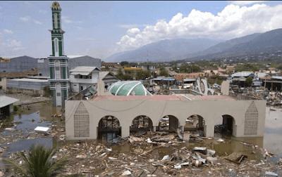 Puisi Renungan Tentang Bencana Alam Teguran Tuhan Wiena Recky