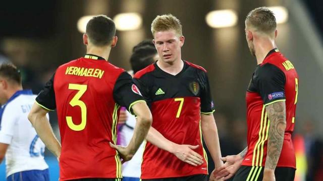 Belgia vs Republik Irlandia