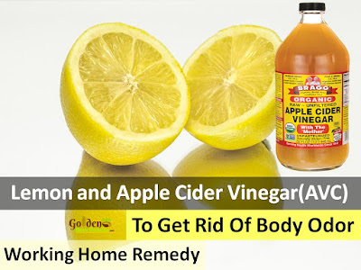 Lemon and Apple Cider Vinegar (ACV) For Body Odor, Lemon For Body Odor, Lemon And Body Odor, How To Use Lemon For Body Odor, Is Lemon Good For Body Odor, How To Get Rid Of Body Odor, Home Remedies For Body Odor, Remedies For Body Odor, Body Odor Treatment,
