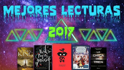 Mejores lecturas 2017