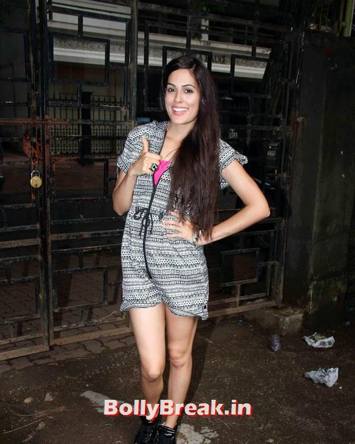 Amrit Maghera, Amrit Maghera Hot Images from 'Mad About Dance' Movie Promotion
