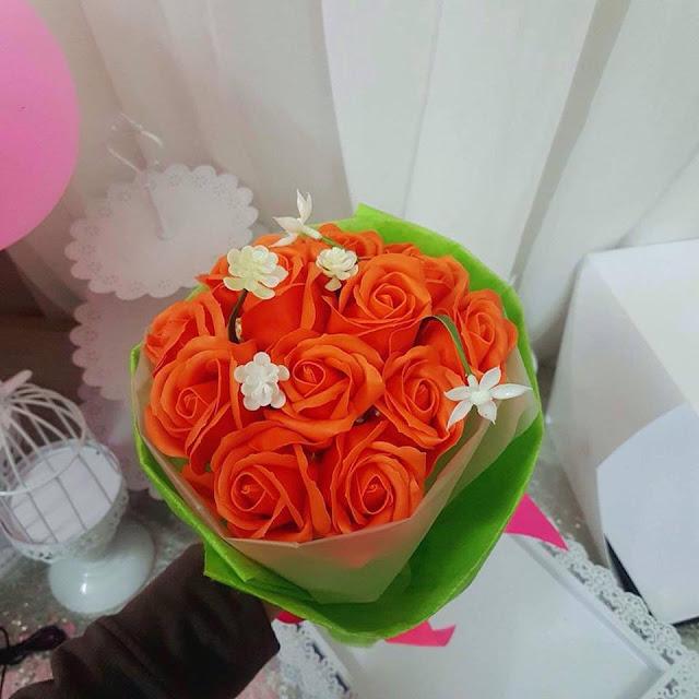Hoa hong sap thom vinh cuu o Mai Anh Tuan
