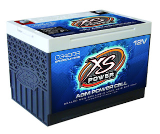 XS Power D3400R 12V Battery