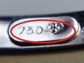 Arti Kode Kode pada Perhiasan Emas