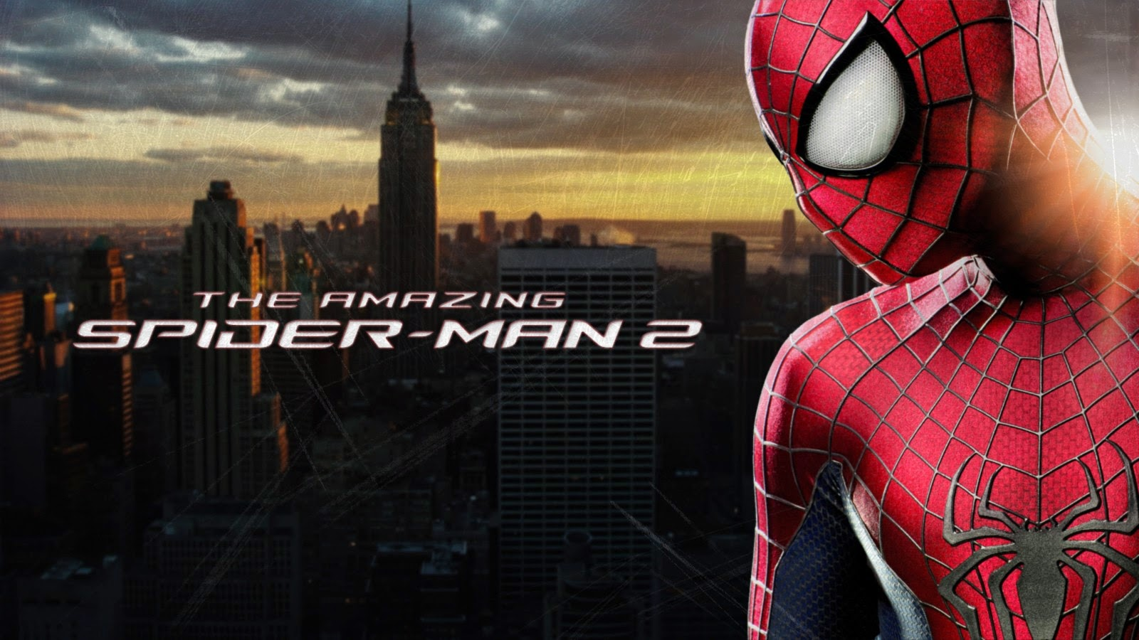 Picture of Logo Amazing Spider-Man 2 Film title screen shot
