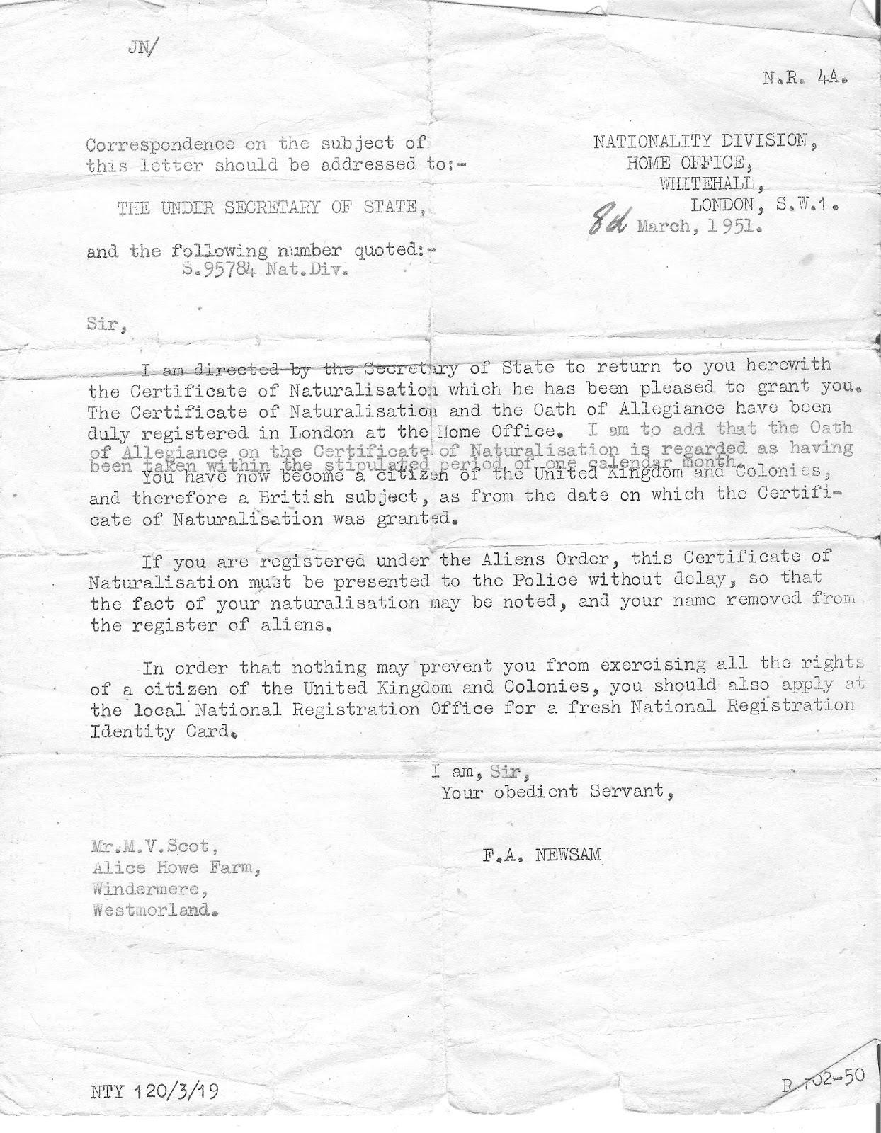 304 (POLISH) SQUADRON - RAF: MIECZYSLAW WALENTY SZKLARSKI (AKA SCOT)