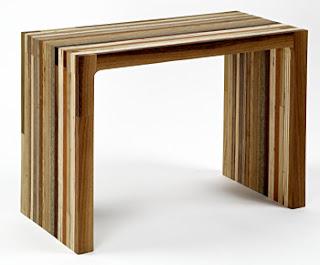 Muebles especiales Madera