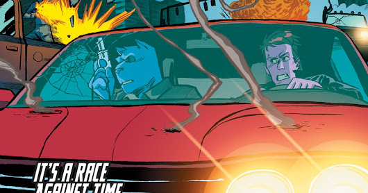 PREVIEW: 'Spencer & Locke' #2 by David Pepose, Jorge Santiago, Jr., and Jasen Smith