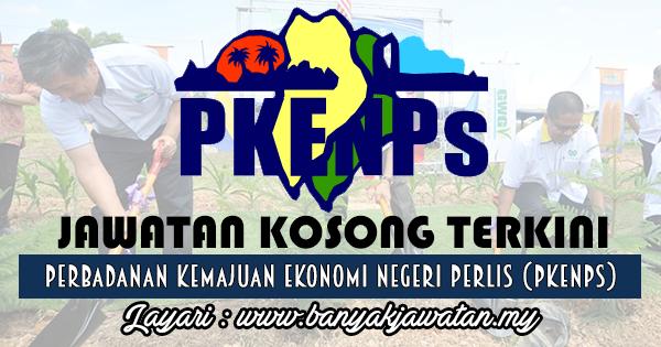 Jawatan Kosong 2017 di Perbadanan Kemajuan Ekonomi Negeri Perlis (PKENPs)