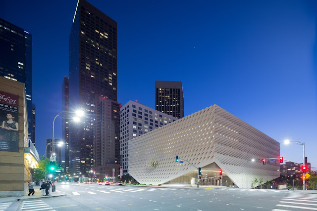 The Broad Museum in Los Angeles by Diller Scofidio & Renfro