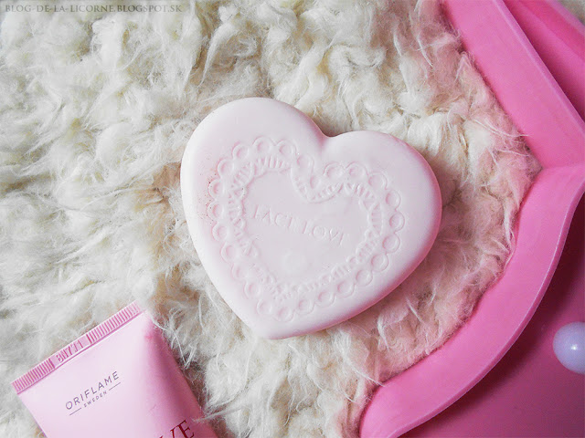 mydlo Lace Love oriflame