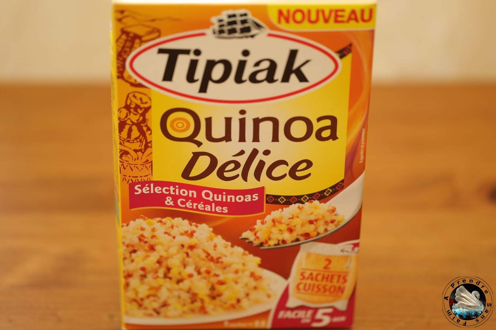 Poulet minute au Quinoa Délice