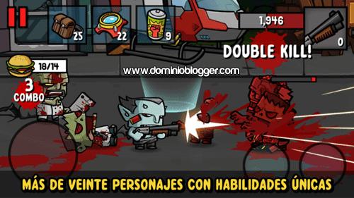 juego Zombie Age 3 gratis para Android