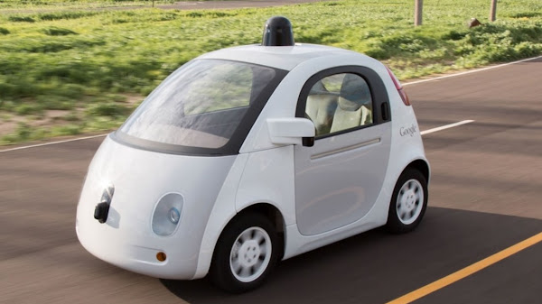 Google無人車