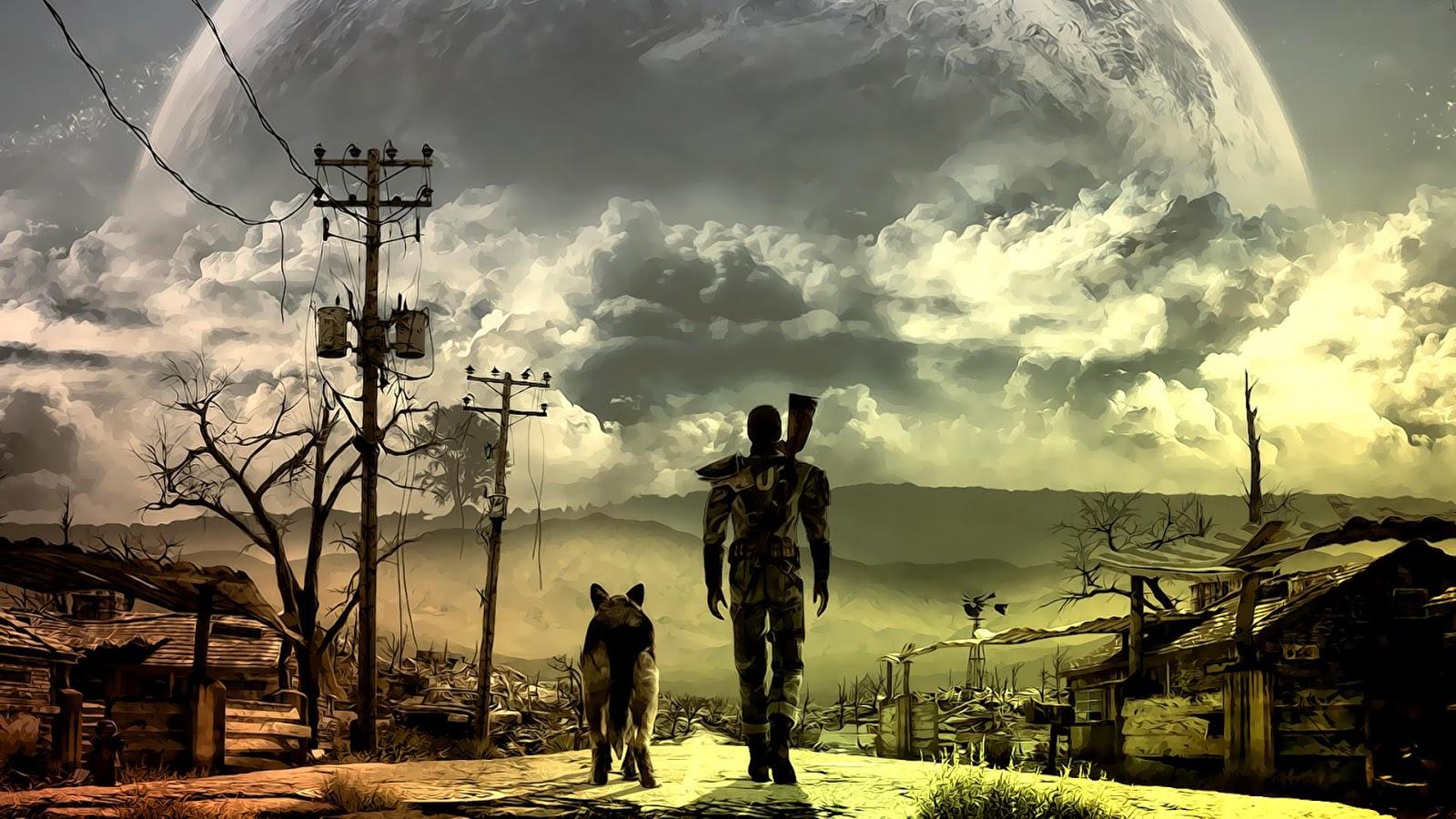Fondos Para Whatsapp Patada De Caballo Fallout 4
