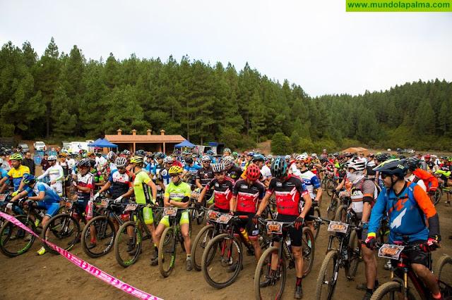 La Transvulcania Bike ya supera los 200 inscritos a dos meses de su celebración