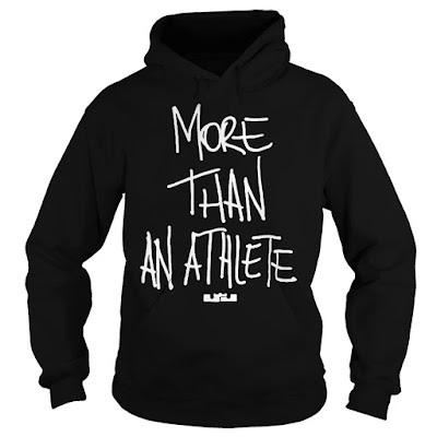 More Than An Athlete T Shirt Hoodie. If you are buying over 45 USD, use this code to get a 10% : TEE10 =>GET IT HERE