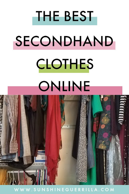 the best online clothes thrifting, swapping, and renting