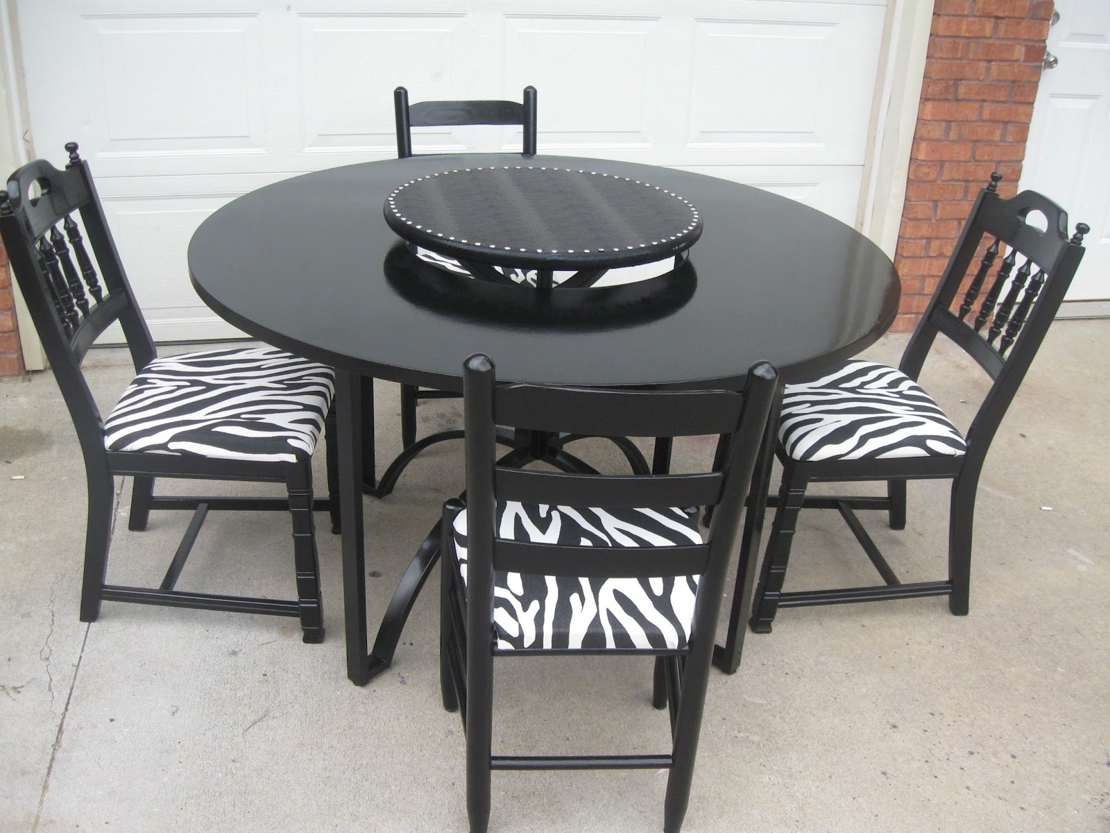 That's Not Junk...Refurbished Recycled Furniture: Zebra ...