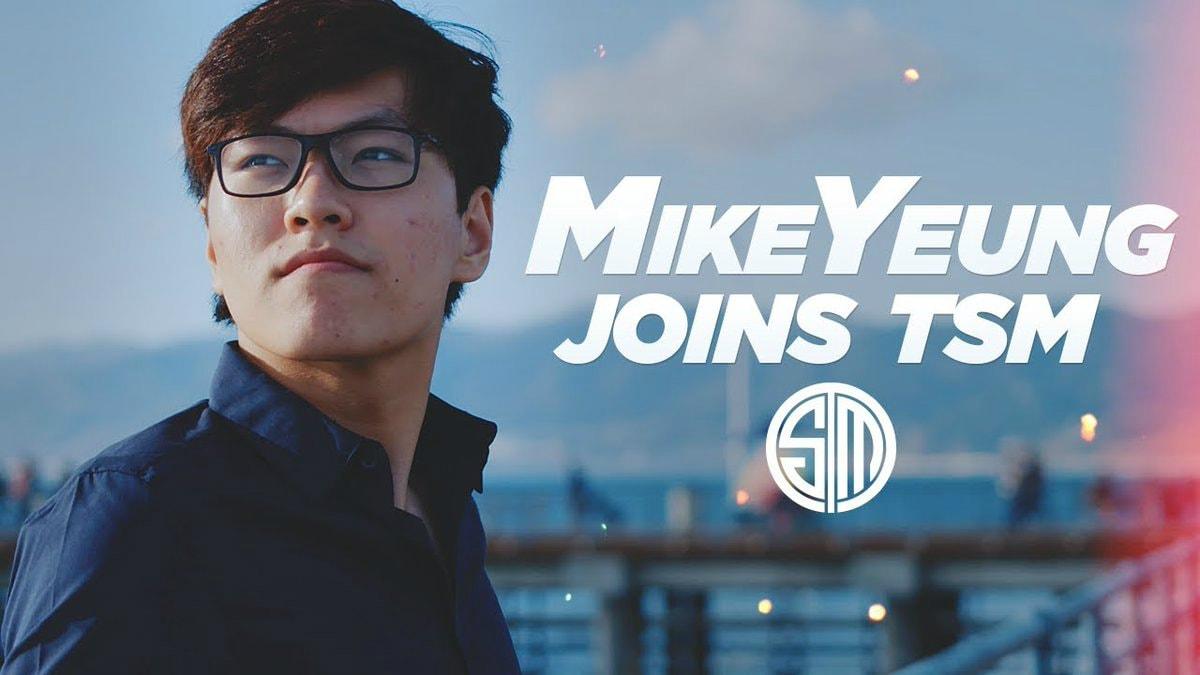 MikeYeung gia nhập TSM mùa giải mới