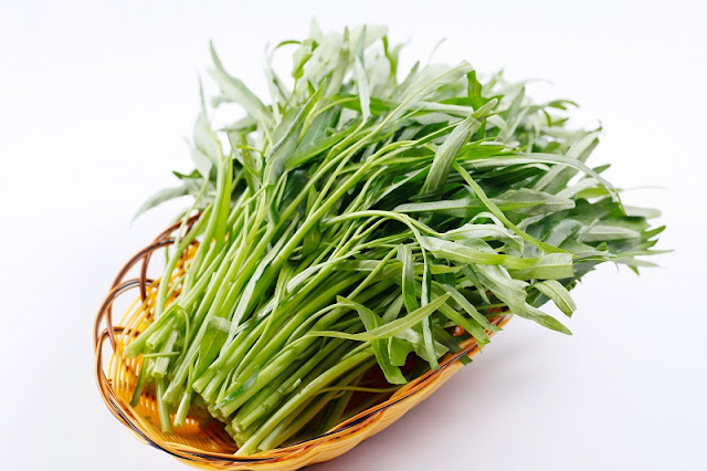 The most popular vegetables in Vietnam 1