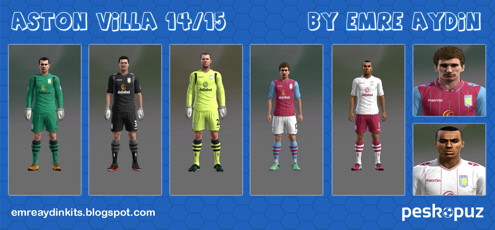 timeless design 0504e 08780 ... PES 2013 Kits Collection 1415 by Emre Aydin ...