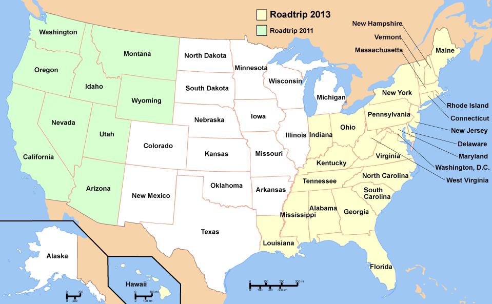 Yhdysvaltain Osavaltiot