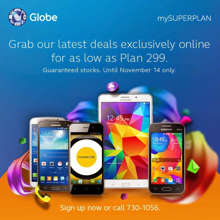 globe my super plan freebies