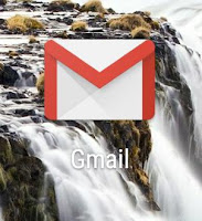 Ícone do gmail no celular