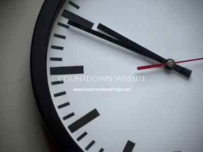 Countdown Website
