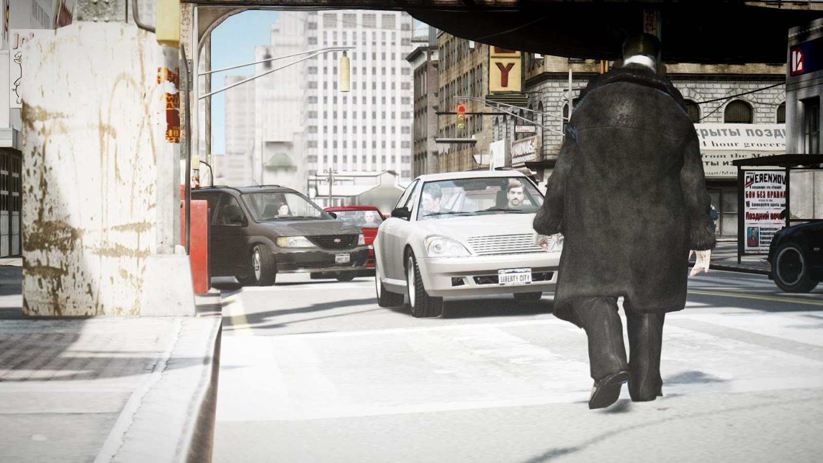 GTA 5,GTAV,GTA IV Mods and Skins: GTA 4 MOD:Max Payne 3
