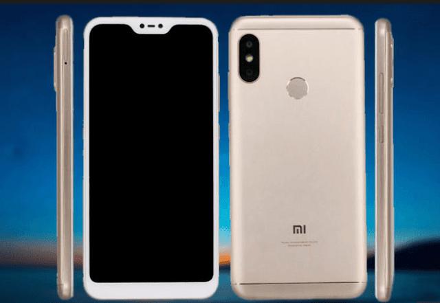 Xiaomi Redmi 6 akan Rilis Pekan depan