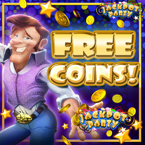 Jackpot Party Casino Free Coins iPhone iPad Android