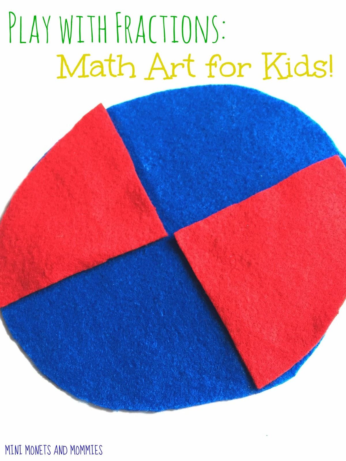 Mini Monets And Mommies Kids Math Activity Beach Ball
