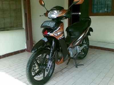 Info Foto Gambar Modifikasi 2007 Honda Supra X 125 R Cw For Sale