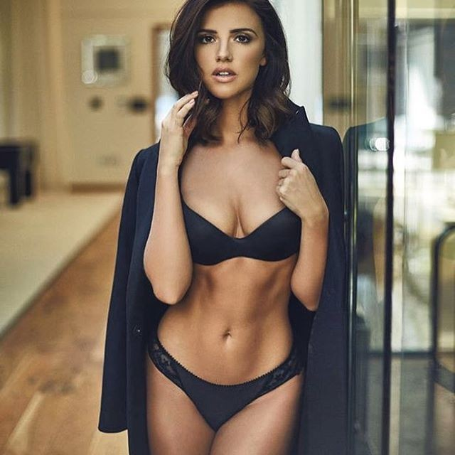 Lucy Mecklenburgh in bikini