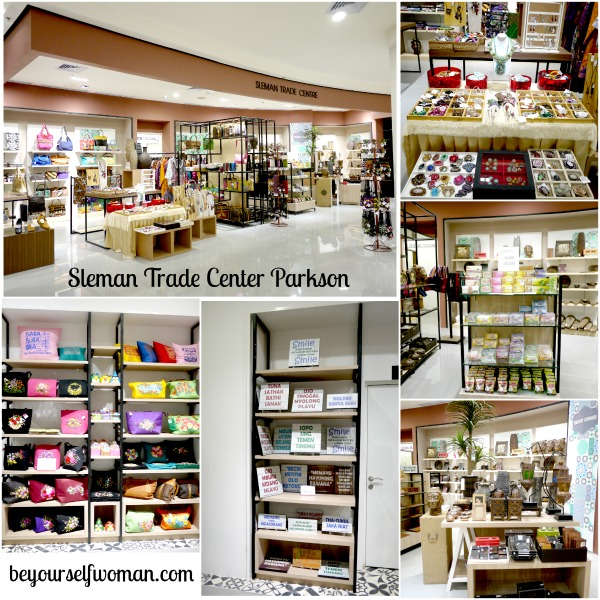Sleman Trade Center Parkson