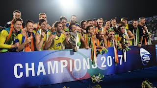 HOCKEY HIERBA - Australia reedita el título de la Liga Mundial ante los campeones olímpicos. España acabó 6ª