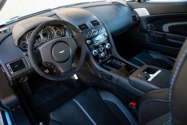 2017 Aston Martin Vantage Interior