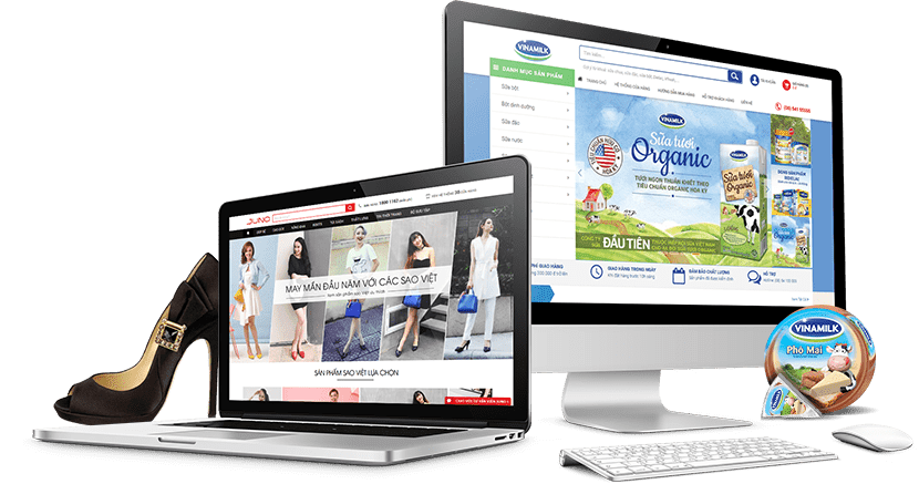 Giải pháp thiết kế website bán hàng đa kênh Omnichannel với Haravan (Dùng thử 15 ngày)