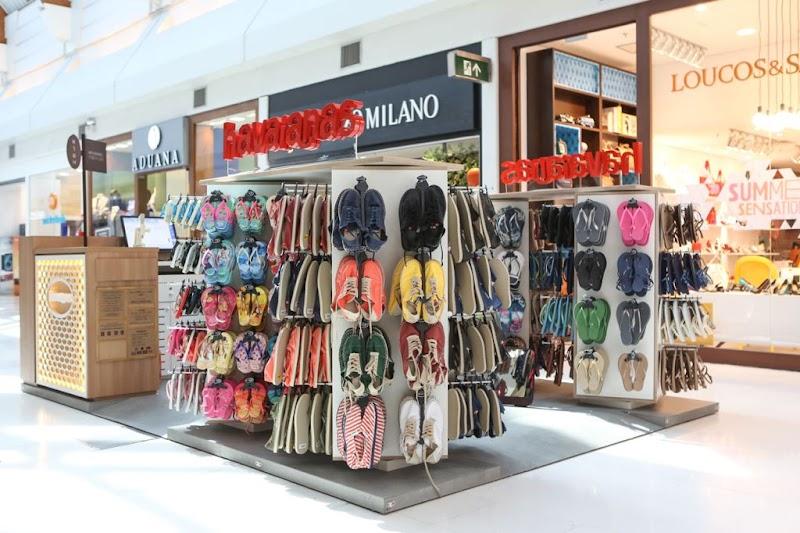 Havaianas abre ponto de vendas exclusivo no Iguatemi Caxias