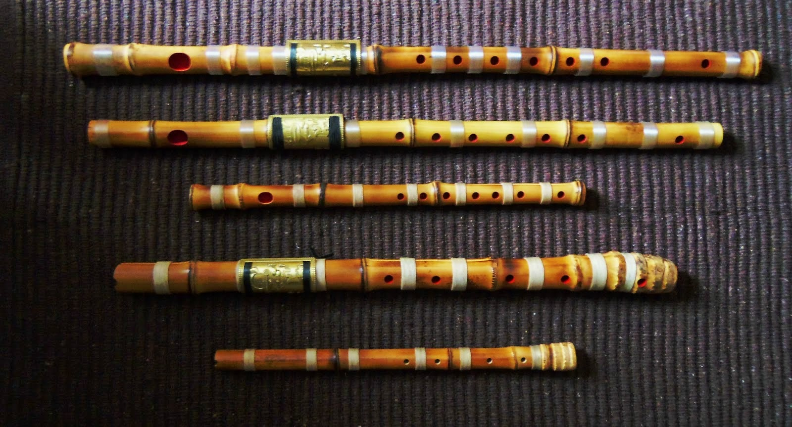 Bamboo Flute In Asian 2015