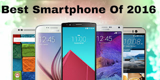Best Smartphones Of 2016