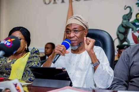 Aregbesola Pays Workers 4 Months Salary Few Days To Election