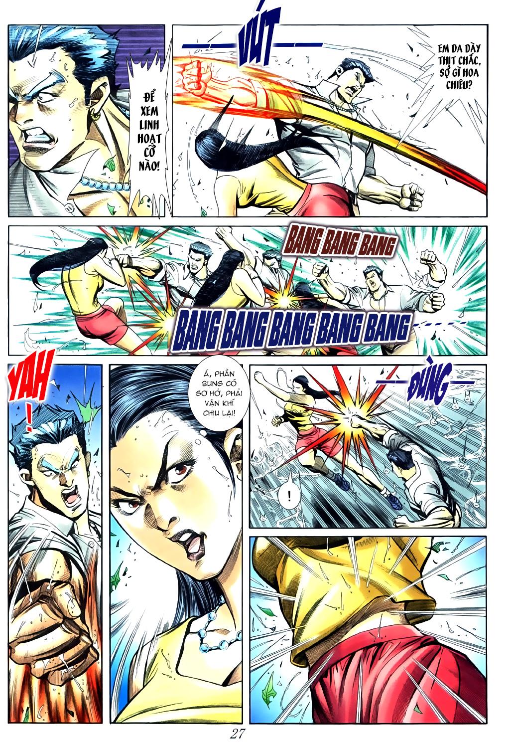 Người Trong Giang Hồ chapter 430 trang 20