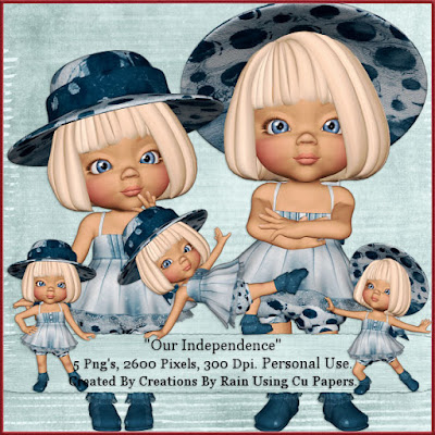 """Our Independence"" W4E July Blog Train"