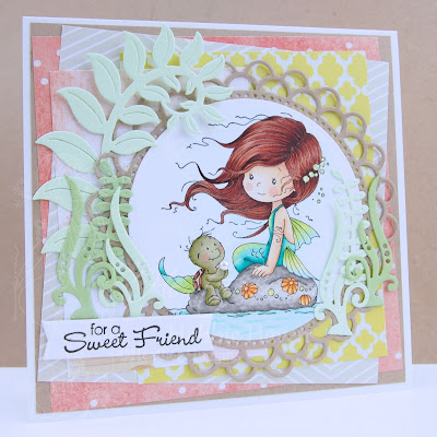 Heather's Hobbie Haven - Shelley Card Kit