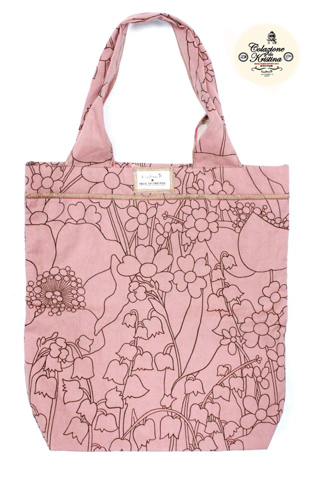 Milano Design Week - shopper bag Kristina Ti Made in Carcere project
