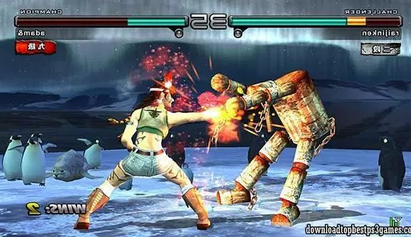 Tekken 5 Dark Resurrection Iso For Ppsspp Free Download