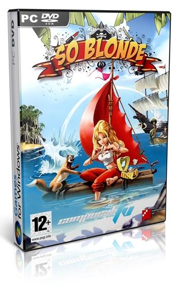 So Blonde Perdidos en el Caribe PC Full Español Descargar DVD5
